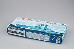 Trumpeter 4531 - Ruso Almirante Chabanenko Udaloy II Class Destroyer Importado de Alemania