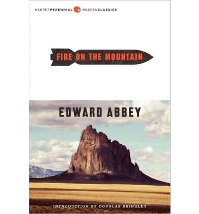 [(Fire on the Mountain)] [Author: Edward Abbey] published on (October, 2012)