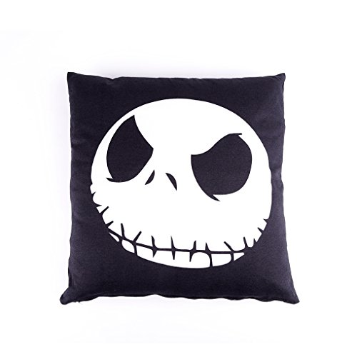 Nightmare before Christmas Schmusekissen Dekorkissen Sofakissen Zierkissen in vielen Variationen (20214-9005-0000) (Kinder Jack Skellington Kostüme)