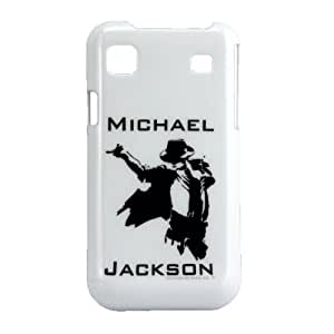 Samsung Galaxy S1 i9000 i9001 S Plus MICHAEL JACKSON MJ coque housse Hard Case Cover thematys®