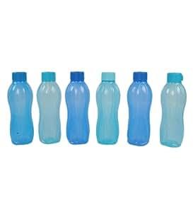 Tupperware Blue Shades Water Bottle, 1 Litre