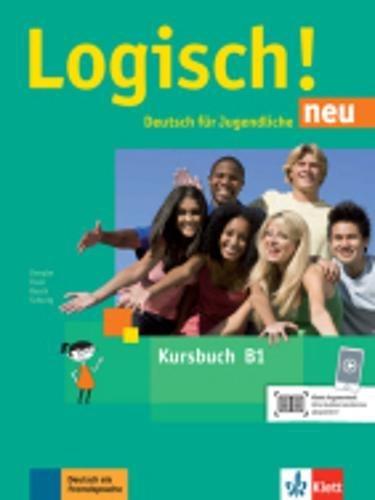 Logisch! neu b1, libro del alumno con audio online