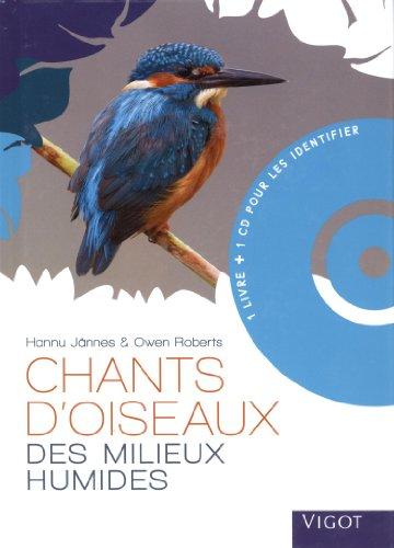 Chants d'oiseaux des milieux humides (1CD audio)