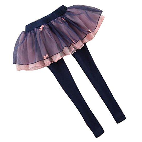 Highdas Baby-Mädchen Leggins Kinder Girl Mode Hose Strumpfhose Legging Mädchen Leggings Hosenrock Rock