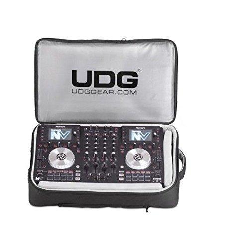 udg urbanite - mochila para controlador midi, tamaño mediano, color negro