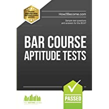 BAR COURSE APTITUDE TESTS:: Sample test questions and answers for the BCAT