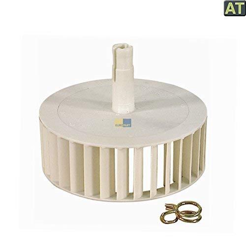 Asciugatrice Ersatzteil ventola cilindro ventola girante come AEG Electrolux 899647408116