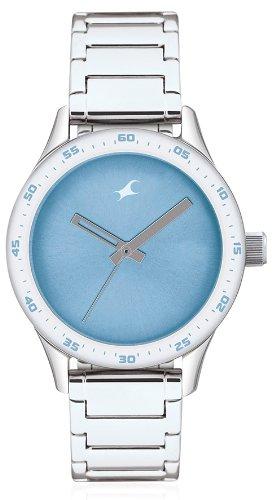 41doBaPiVqL - Fastrack 6078SM03 Monochrome Women watch