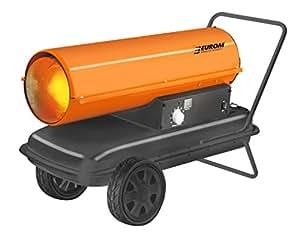 Eurom Fireball Canon à chaleur 37 kW diesel / pétrole