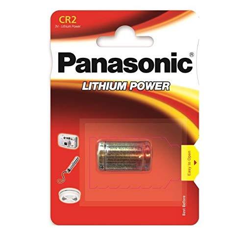 40 Blister Panasonic CR2 Photo Lithium Batterie 3 Volt CR 2 -