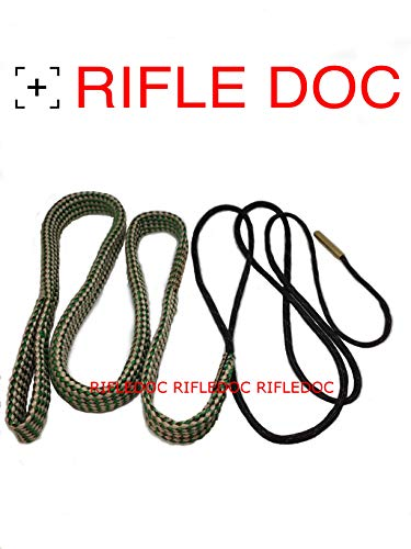 ZEITWISE Bore Snake 7,62 mm Cal .308 & 30-06 Laufreinigungsschnur | Reinigungsschnur |Putzschnur |Boresnake Gewehr Büchse