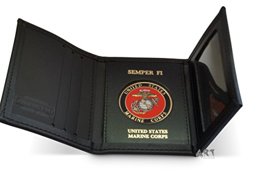 officially-licensed-united-states-marine-corps-genuine-trifold-single-id-leather-wallet