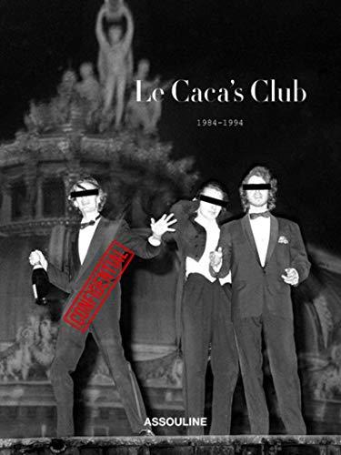 LE Caca's Club 1984-1994 (Petit format)