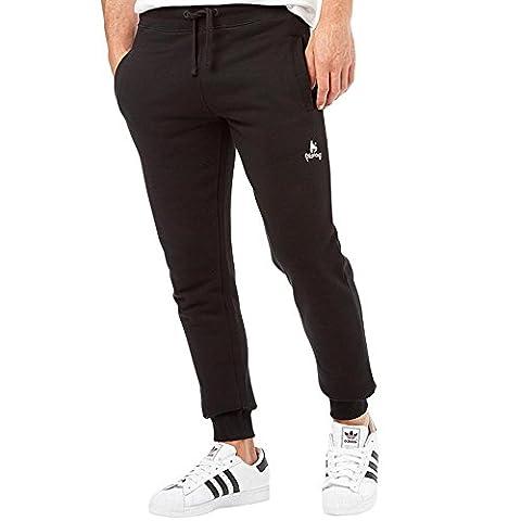 Mens Money Joggers Sport Ape Cuffed Sweats Track Pants (M,