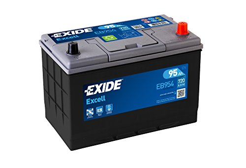Preisvergleich Produktbild EXIDE EXCELL 100Ah 720A(EN) J+R EB1004