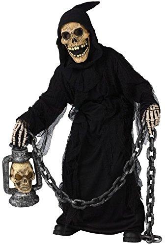 Grave Ghoul Child 12-14 - Kinder Grave Ghoul Kostüm