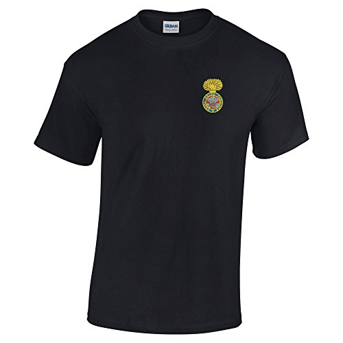 Pineapple Joe's Herren T-Shirt Schwarz