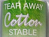 5 lfm Madeira Tear Away - Cotton Stable Stabilisator