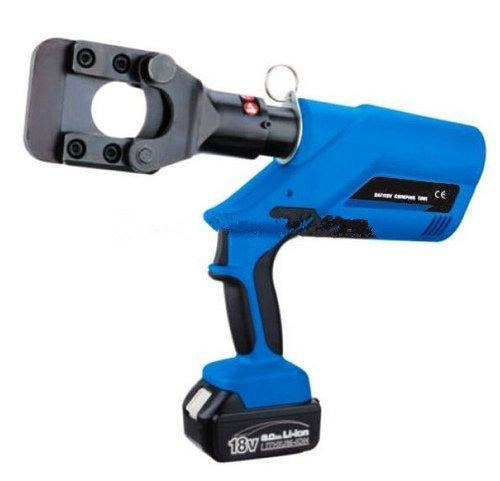 Gowe Câble électrique Fonctionne à piles Câble Cutter Outil de coupe pour 45 mm Dia. 45 Mm CU/AL Câbles et câble blindé CU/AL