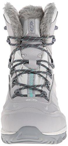 Salomon Nytro GTX® W 111367 Damen Sportschuhe - Outdoor steel grey - cane - softy blue
