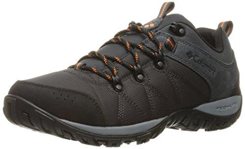 Columbia Men's Peakfreak Venture Lt Multisport Outdoor Shoes, Grey (Shark, Valencia), 10 UK 44 EU