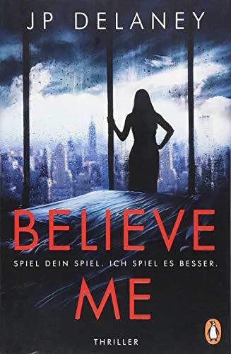 Cover des Mediums: Believe me