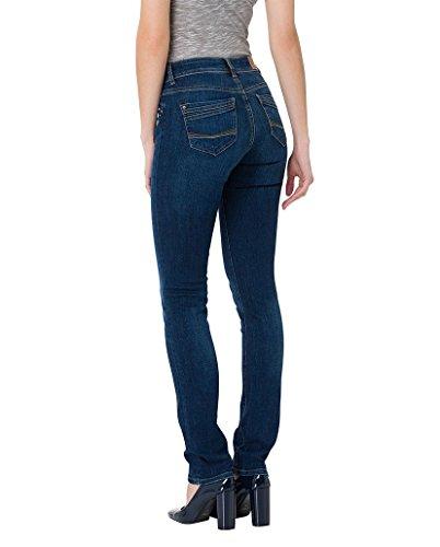 Cross Jeans Damen Slim Jeanshose Anya Dark Used 006 -ebridges.eu 31e35fa036