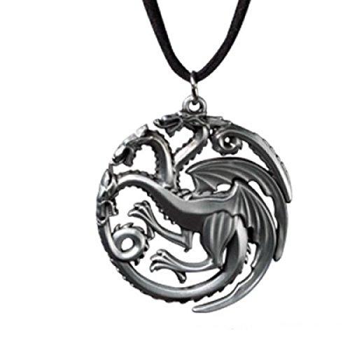 Preisvergleich Produktbild Game of Thrones - Halskette - Targaryen Logo