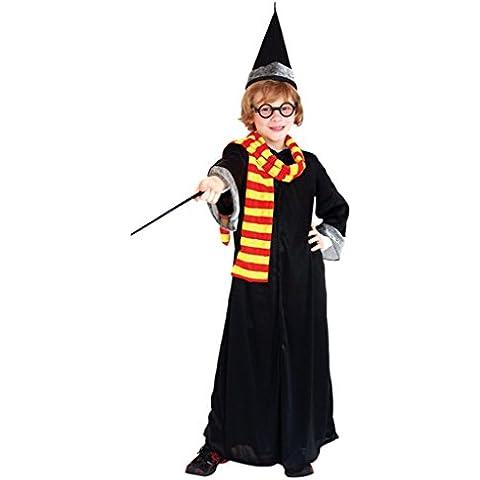 V-SOL 1set 5pcs Uniforme de Magico Disfraces para Halloween Cosplay para Niños Asia M Busto 62-72cm