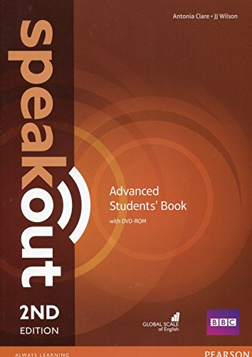 Speakout. Advanced. Student's book. Con espansione online. Per le Scuole superiori. Con DVD-ROM