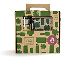 Eco Brotbox Schulstarter Set aus Edelstahl preisvergleich bei kinderzimmerdekopreise.eu