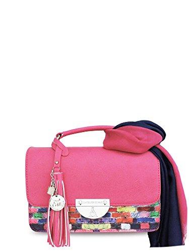 Latelier du sac 5109 Tracolla Accessori Rosa