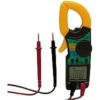 Victor Vc3202AC DC Pince Mètre numérique testeur de mini Orange