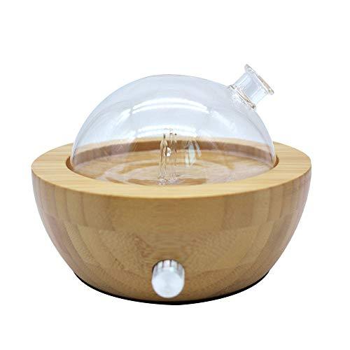 El difusor puro aroma aceite esencial nebulización