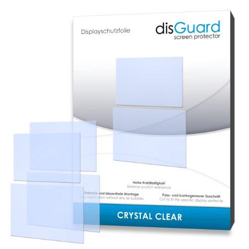 disGuard 3RY070104 kristallklar hartbeschichtet Displayschutzfolie für Nintendo DS Light/DSLight (3-er Pack)