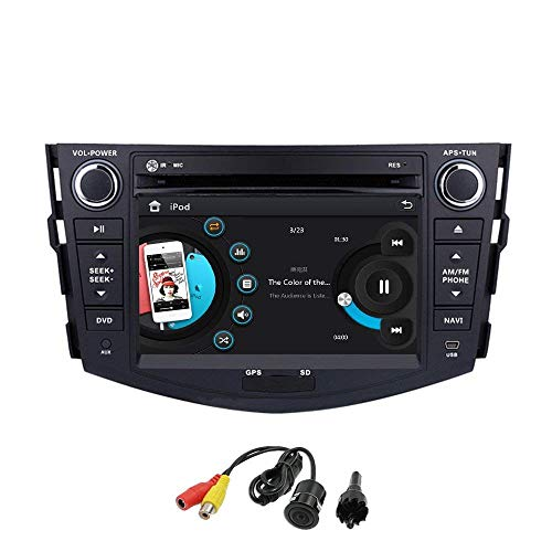 Freeauto Car en Dash Radio para Toyota RAV4 2006 2007 2008 2009...