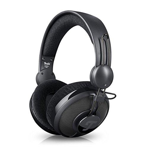 Teufel Aureol Real offener Over-Ear-Kopfhörer Black Edition