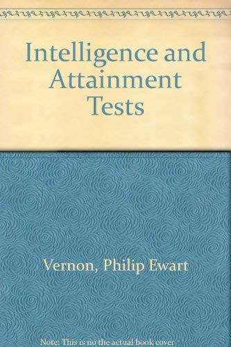 Intelligence and Attainment Tests