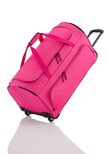 Travelite Basics Trolley Reisetasche Fresh Auf Rollen 70cm,...