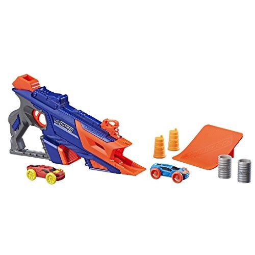 Preisvergleich Produktbild Hasbro Nerf Nitro C0784EU4 - LongShot Smash, Fahrzeugblasterset