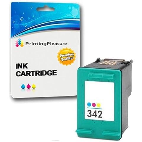 Compatibile HP 342 Cartuccia d'inchiostro Sostituzione per