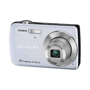 Casio Exilim EX-Z33 Digital Camera - Blue (10.1MP, 3x Optical Zoom) 2.5 inch LCD