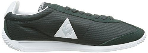Le Coq Sportif Quartz, Baskets Basses Mixte Adulte Vert (Green Gables)