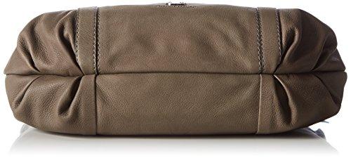 Gerry Weber Rosas Handbag M, Sacs portés main Gris - Gris (800)