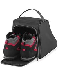 Quadra - Bolsa protectora para botas de senderismo negro negro y gris Talla:talla única