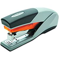 Swingline Stapler, 25 Sheets, Reduced Effort, Full Size, Optima 25, Sliver/Black (66402A)