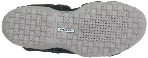 Geox D SANDAL STREL B D3225B0EK15C9997, Sandali sportivi donna Nero (BLACKC9997)