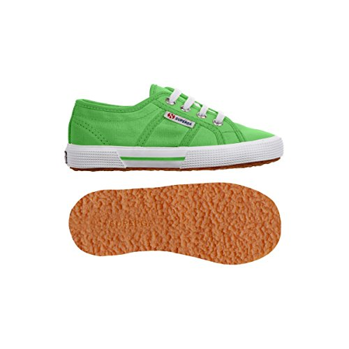 Superga 2950 COTJ, Baskets mode mixte enfant Vert