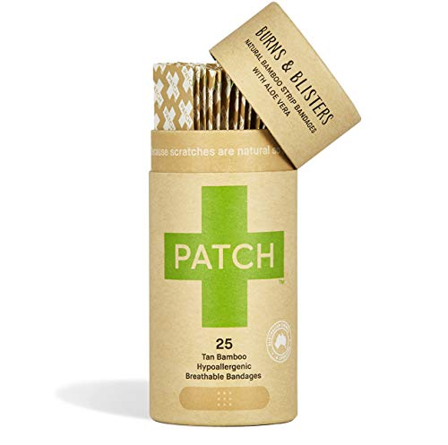 PATCH Bambus-Pflaster mit Aloe Vera 25 Stück