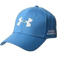 Under Armour Golf Headline Gorra, Hombre, Bayou Blue, M/L